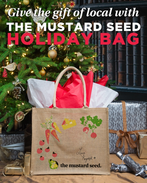 The Mustard Seed Holiday Bag