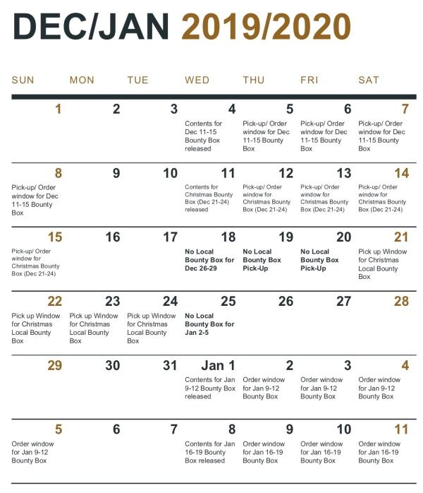 LBB Calendar Dec-19-Jan-20